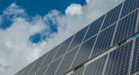 Самую крупную в мире солнечную плавучую платформу построили в японском водохранилище