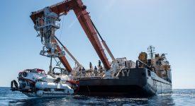 Великобритания объявила тендер на создание больших подводных роботов