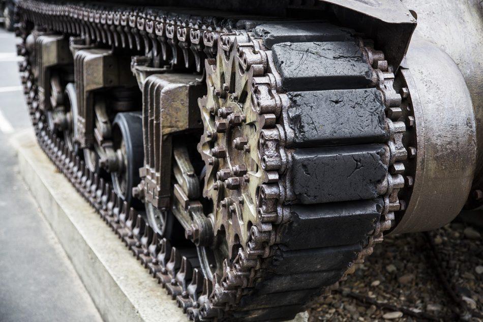 Охраной береговой территории КНР займется боевой гусеничный робот-амфибия