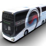 Hyundai Motor займется производством двухэтажных электрических автобусов