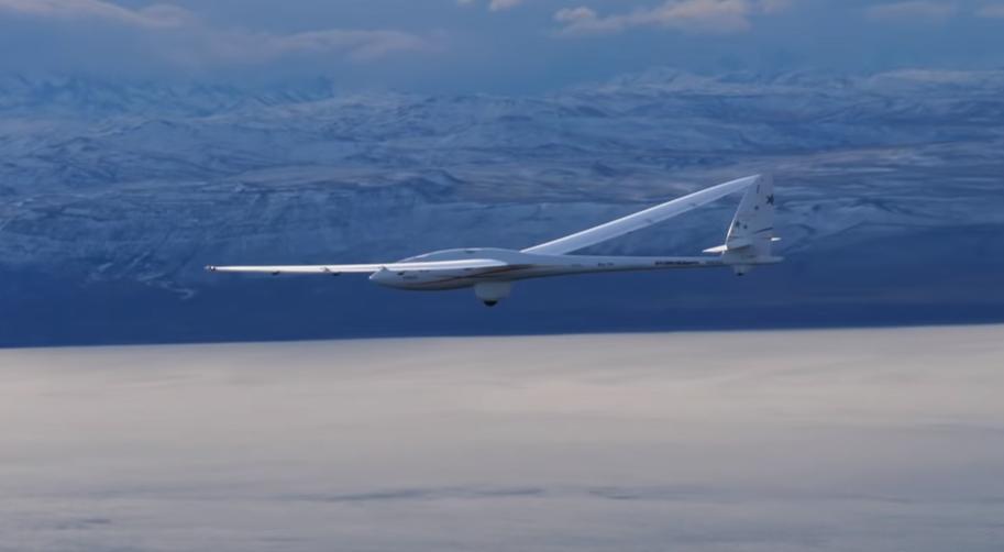 Планер Perlan 2 может побить новый рекорд высоты, поднявшись на 27 000 метров