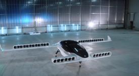 В Германии успешно испытан вертикально взлетающий и приземляющийся электрический самолет Lilium Jet