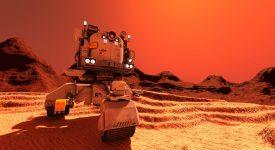 Завершились работы по установке набора научных инструментов на марсоход «Розалинд Франклин»