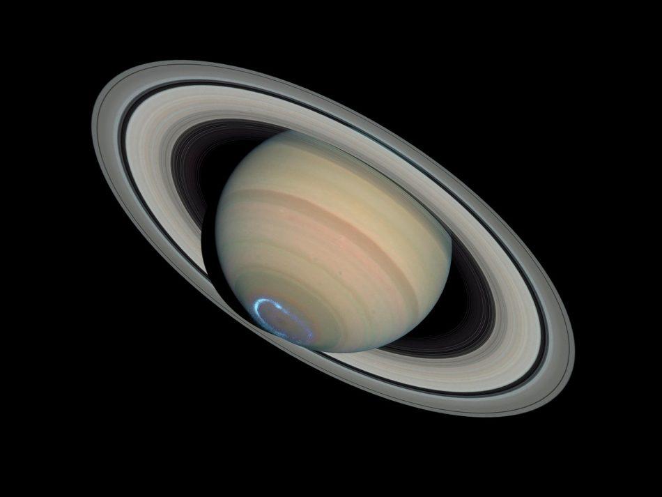 Искусственный интеллект помог британским ученым в изучении штормов на Сатурне