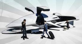 Американцы разработали водородное аэротакси с запасом хода 650 км
