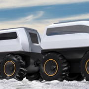 Арктический вездеход Snowbus получил поддержку технологий искусственного интеллекта