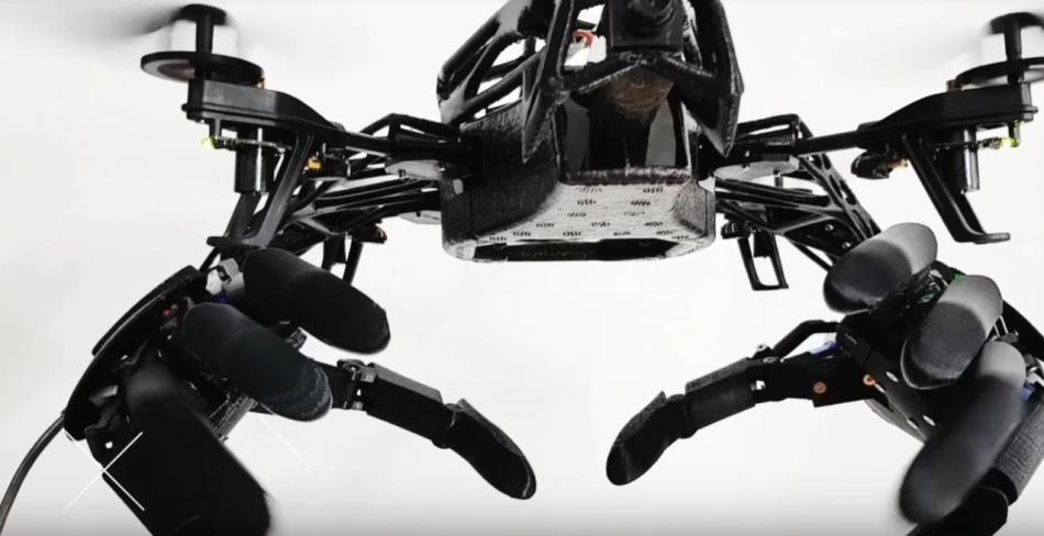 Youbionics опубликовала чертежи и исходный код для 3D-печати беспилотника с конечностями