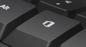 С помощью клавиши Office удастся быстрее запускать офисные программы и открывать документы