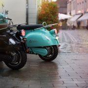 Bird Cruiser является электрическим гибридом мопеда и велосипеда
