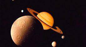 NASA отправит к Титану летающий вездеход