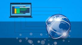 При помощи расширения Mozilla Firefox реализует возможности Tor