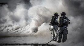 В России завершили разработку пожарного робота «Кракена»
