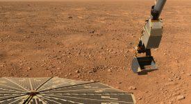 Марсианские крутые склоны исследует робот-скалолаз NASA