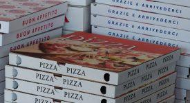 Клиенты Pizza Hut смогут забрать заказ из специального киоска