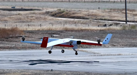 Беспилотник Elroy Air
