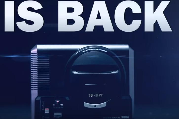В октябре станет доступной консоль Sega Mega Drive Mini, а пока предложено ознакомиться с ее трейлером