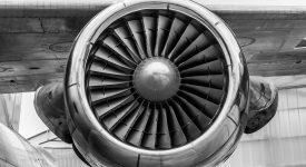 В США делают самолет без системы механизации крыла
