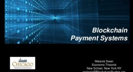 Blockchain payment system
