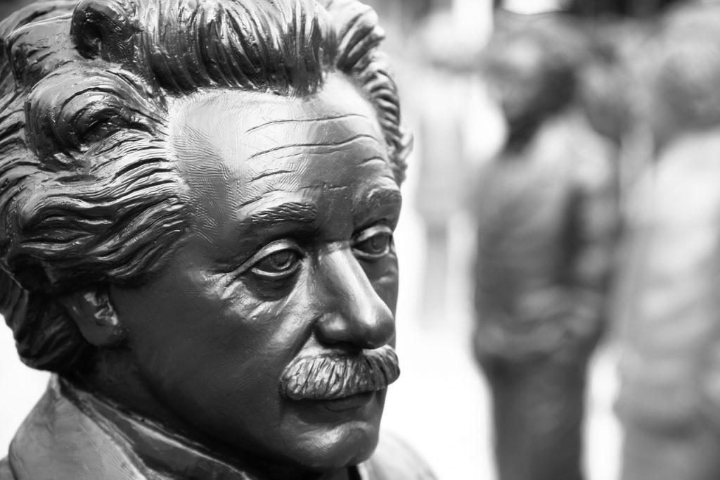 В Перми компания Promobot представила робота с внешностью Альберта Эйнштейна