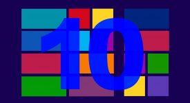 Символ Windows 10
