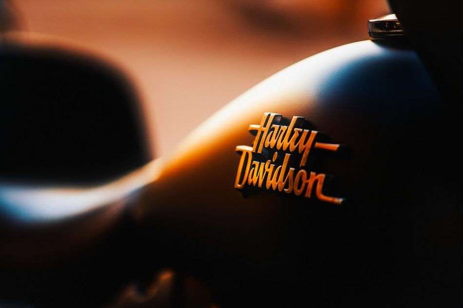 Логотип компании Harley-Davidosn