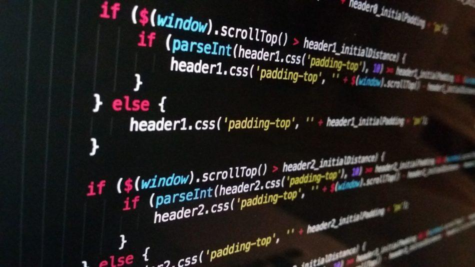 Программный код отладки