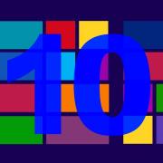 Логотип системы Windows 10