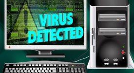 Обнаружен вирус