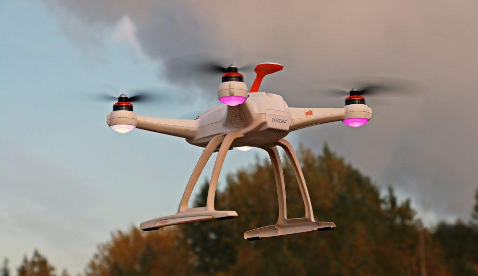 Изображение дрона
