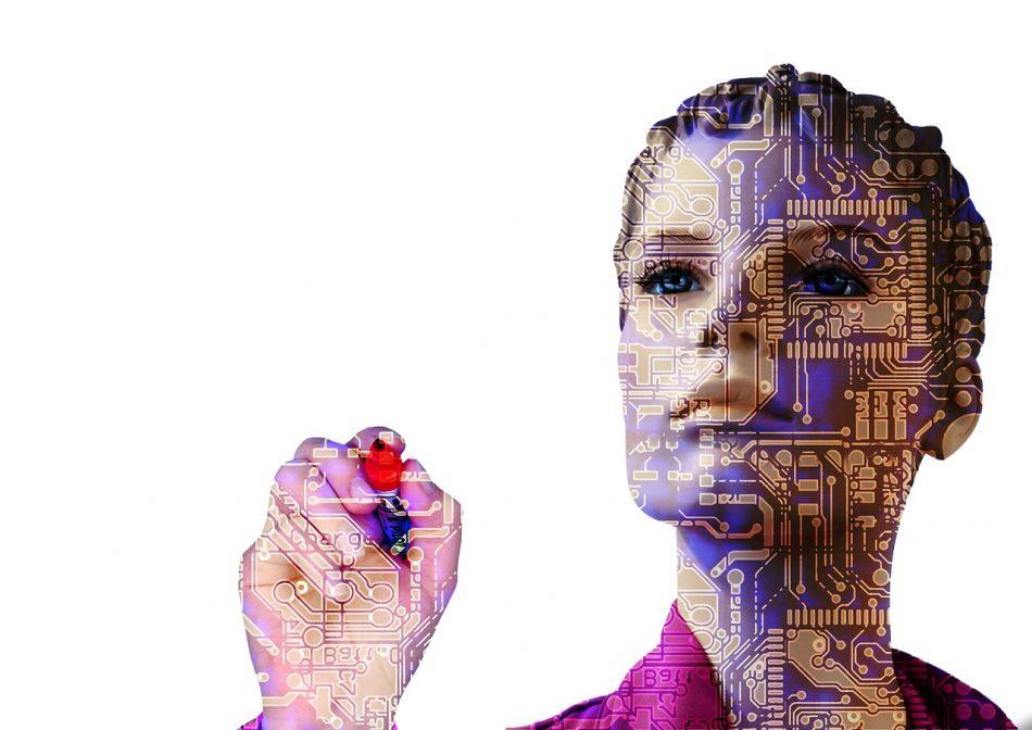 Контролирующий робот