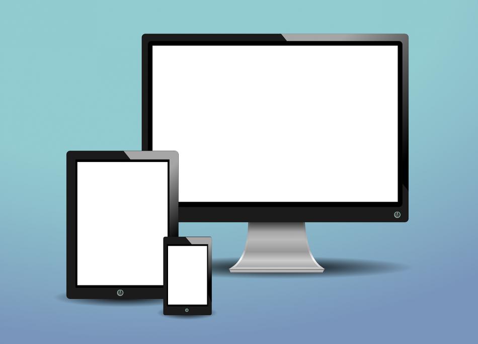 Разные виды экранов